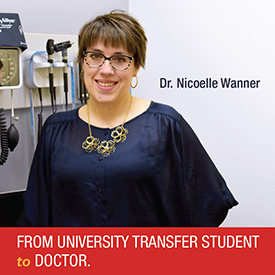 A photo of Dr. Nicoelle Wanner