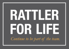 Rattlers for Life campaign graphic