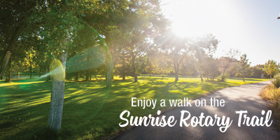 Sunrise Rotary Trail