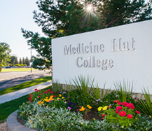 MHC Main Entrance