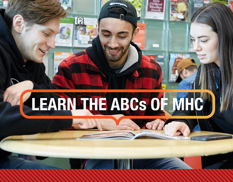 ABCs of MHC banner