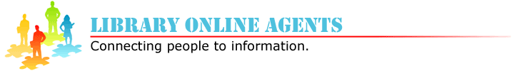 Library Online Agents banner