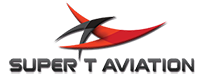 Super T Aviation logo