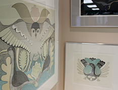 Inuit Heart: Linda Rossler Print Collection