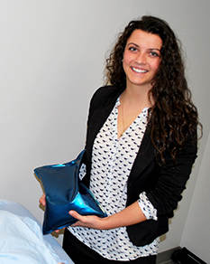 Nursing Student Showcases Innovation