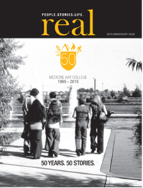 real 50th anniversary cover