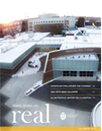 real magazine cover